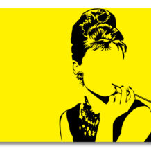 Audrey-yellow-black