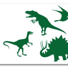 Dino-1-white-green