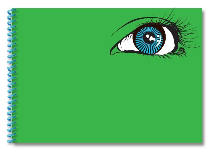 eye-green-black