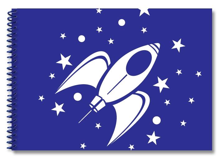 large-rocket-blue-white