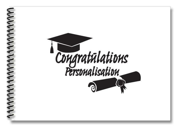 graduation-white-black